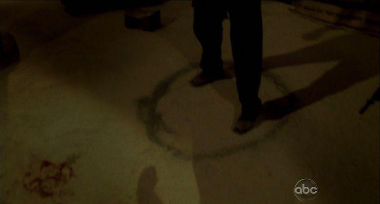 LOST circle of ash