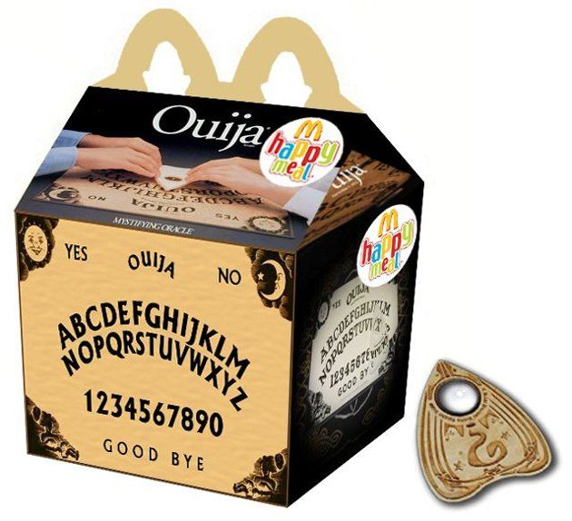 Ouija Board Toys 116