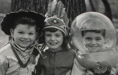 Old Timey Astronaut Halloween Costume