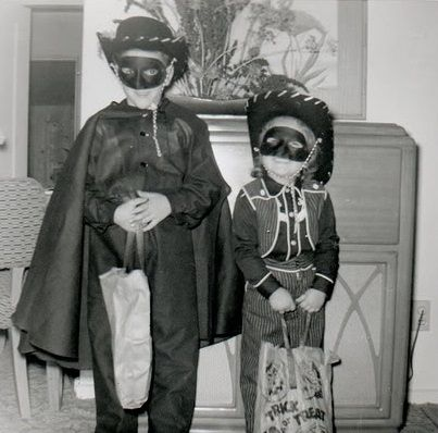 Old Timey Zorro or The Lone Ranger Costume