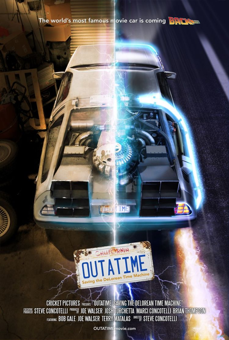Outatime movie poster