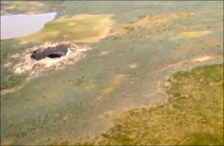 Siberian Crater 2