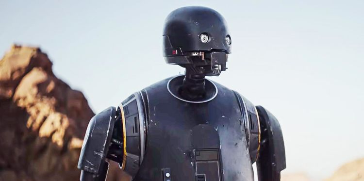 Rogue One K-2