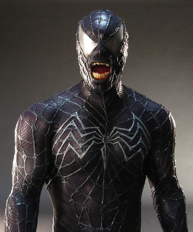 For Spider-Man 3 , Frontline Design Collaborated With