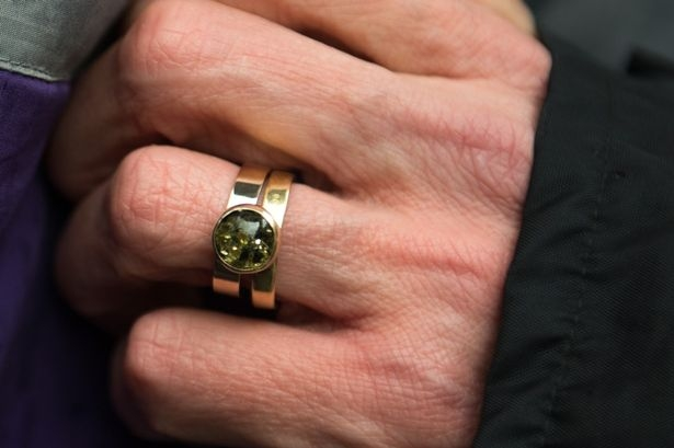 image result for doctor who doctors ring - Dr Who Wedding Ring