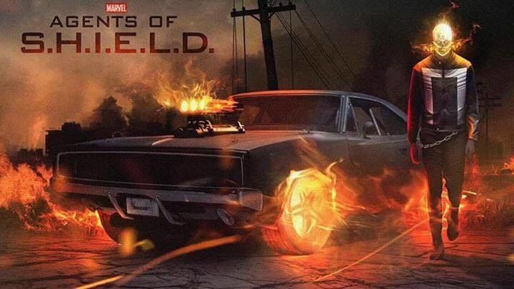 Moviemachines' Bob Hartwig on building Ghost Rider's blistering Hell Charger for Agents of ...