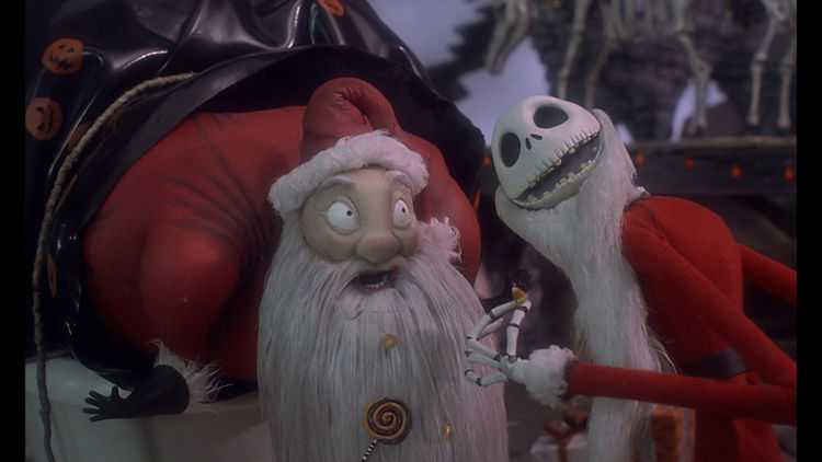 the nightmare before christmas soundtrack remake