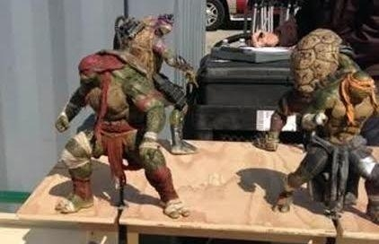 Is this our first real look at Michael Bay's rebooted ...