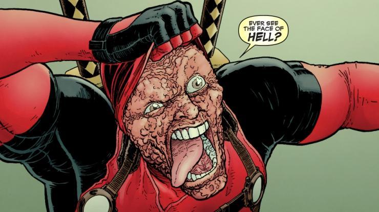 Deadpool Unmasked Rela...