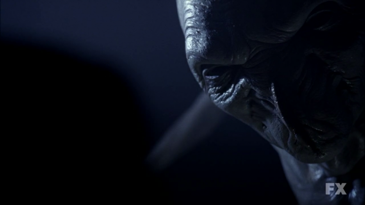 the idea of extraterrestrial beings in american horror story assylum ahs Extraterrestrials are a mysterious alien race from an unknown planet with vast technological capabilities  asylum (story) creatures  american horror story.