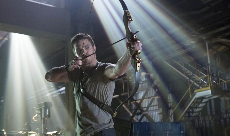 Arrow Leaked Leaked Arrow Midseason Finale