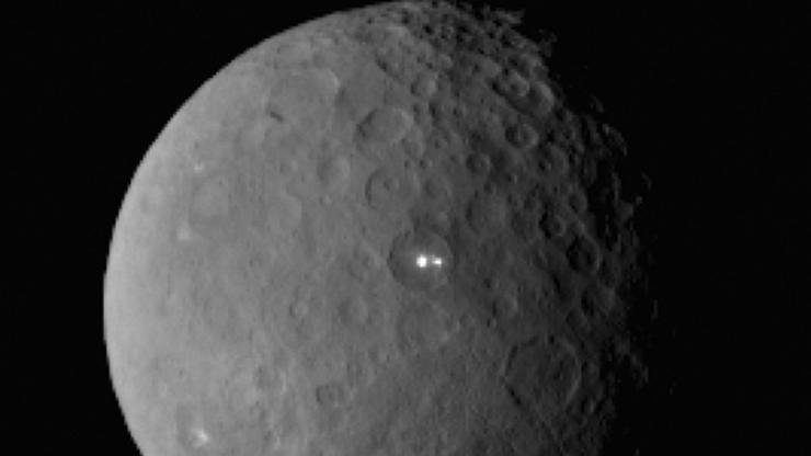 What are those strange lights on the dwarf planet Ceres ...