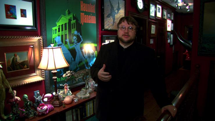 Guillermo del Toro's long-awaited Haunted Mansion film has ...