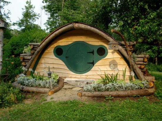 Maine Company Will Build You A Real Hobbit House For 5k