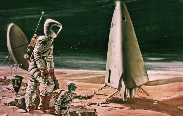 Moon dust and the age of the solar system  creationcom