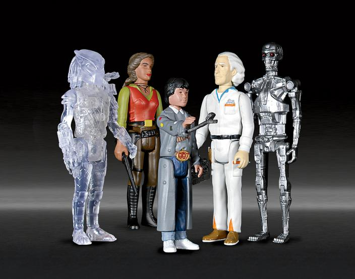 New Line Of Action Figures Captures The Vintage Star Wars
