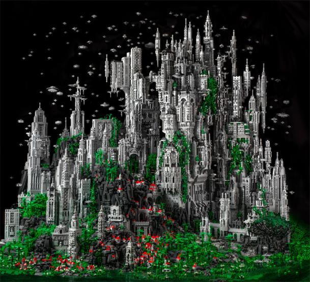 Awesome LEGO city Doyle-1