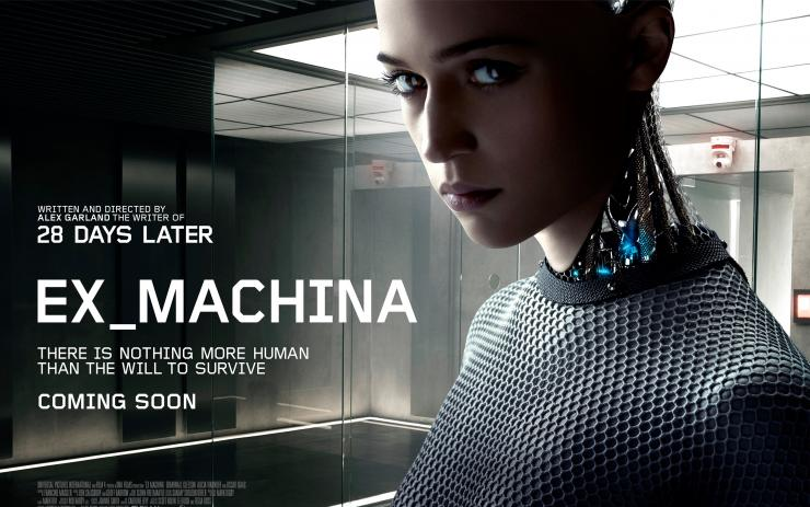 Ex Machina review – an elegant but limited artificial intelligence thriller