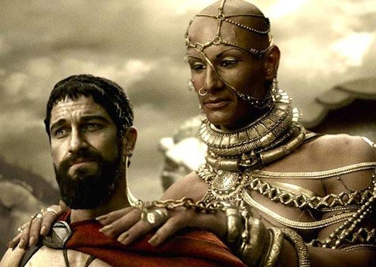 xerxes relationship with themistocles and leonidas