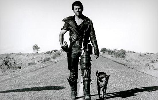 Mel Gibson Young Mad Max of a Young Mel Gibson