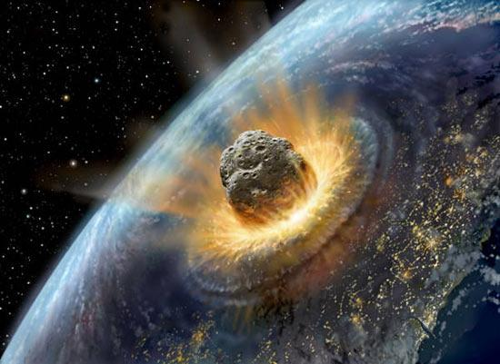 new asteroid to hit earth -#main