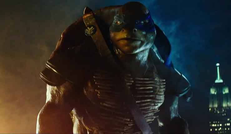 michael bays tmnt just cast johnny knoxville as a ninja