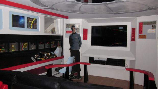 Captivating ... Trek Wall Mural Trek Tos Wall Mural Turns Your 39 S Basement Into The  Bridge Of ... Part 24