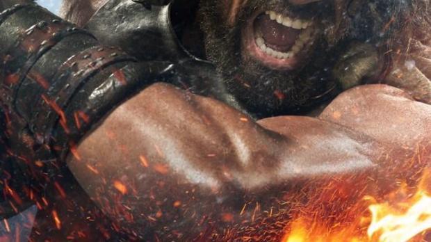 Dwayne Johnson Hercules The Thracian Wars