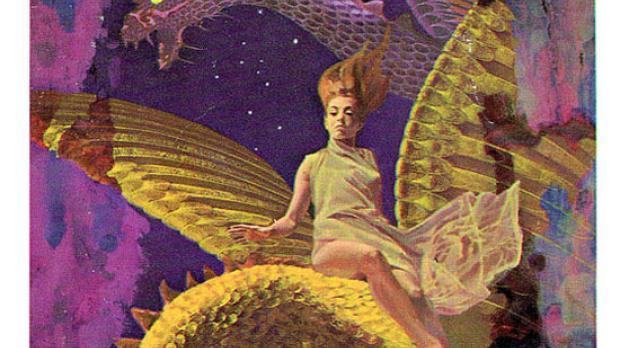 Lot of 7 ANNE McCAFFREY books Dragonflight Dinosaur Planet science fiction novel