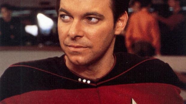 Jonathan Frakes Riker Why Jonathan Frakes wasn t