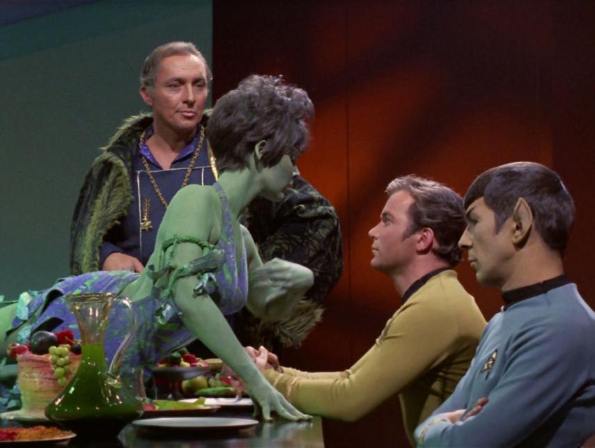 "Star Trek ""Whom the Gods Destroy"""