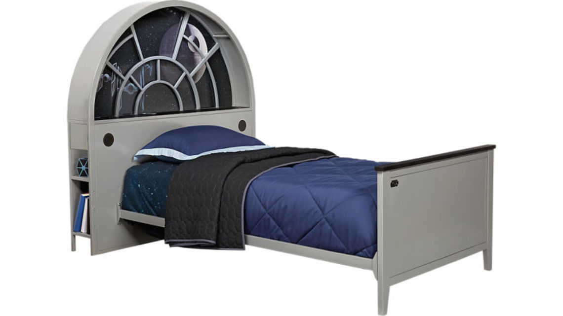 This star wars furniture will turn your room into a galaxy far far