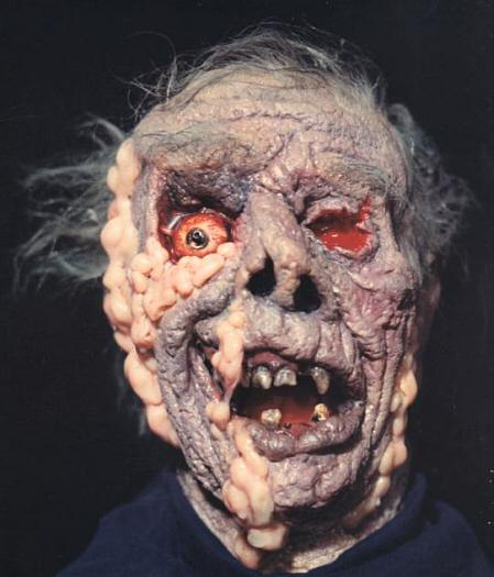 Dick Smith, legendary makeup artist for Exorcist, Scanners ...