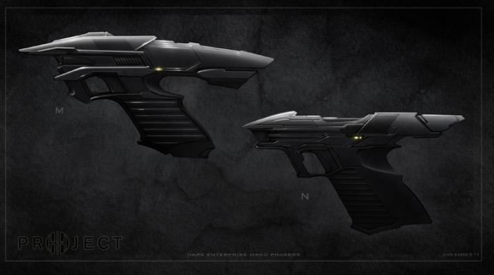 related stories unused concept art shows how klingons could ve looked    New Klingon Weapons