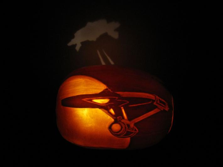 The Winning Entry In Blastr S Pumpkin Carving Contest 20
