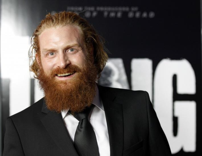 game of thrones red beard wildling