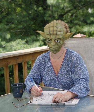 Yoda nude Nude Photos 28