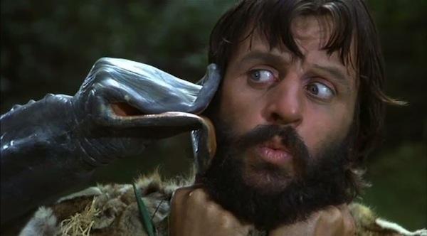 Caveman Ringo Starr