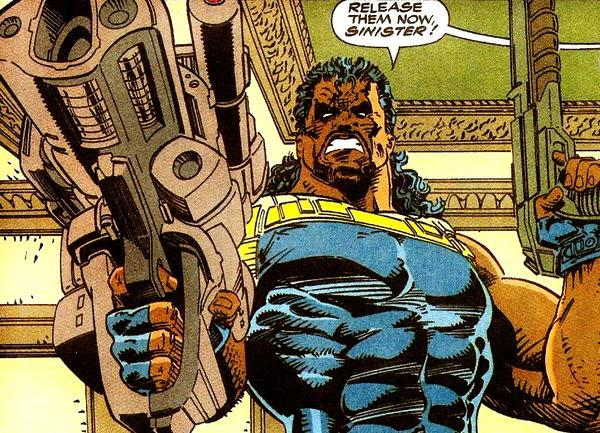X Men Bishop Cable 12 sci-fi roles that c...