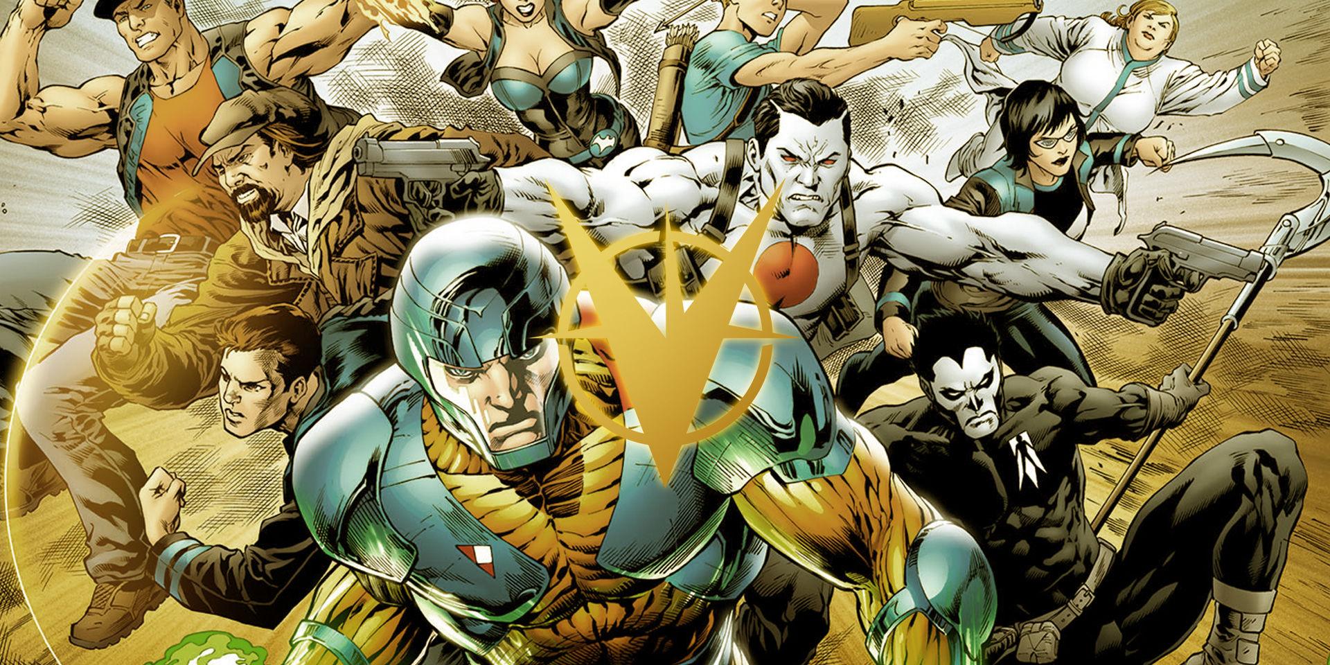 Resultado de imagem para valiant comics