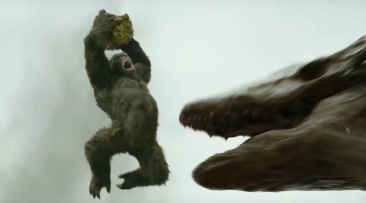 Kong: Skull Island: It's Kong vs. Skull-Crawler in new ...