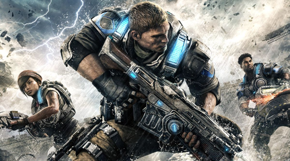 Marcus And JD Battle Monsters And Madness In New Gears Of