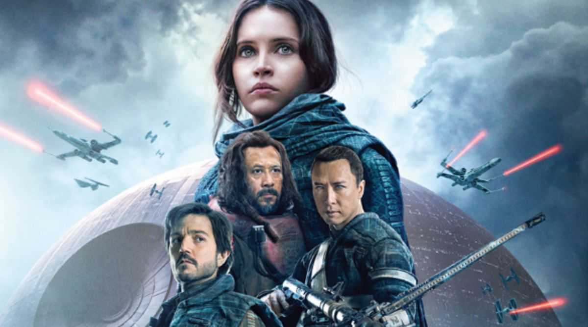Rogue One: Inspect the full mission report for this spring's Blu-ray breakout