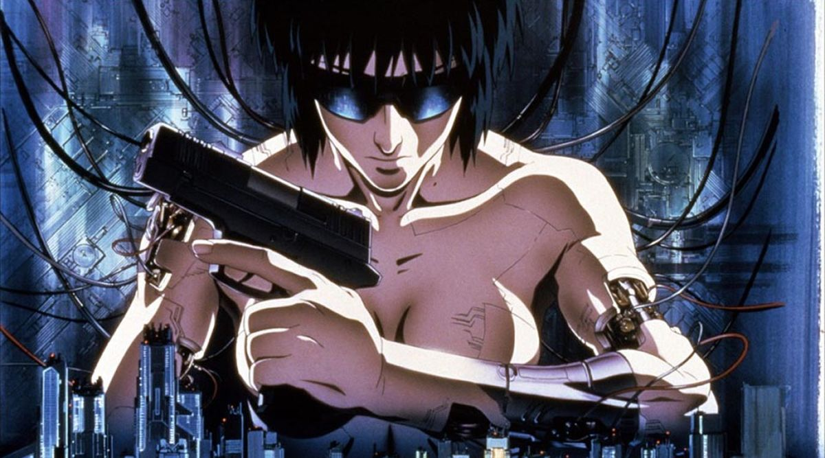 Everything you need to know about Ghost in the Shell