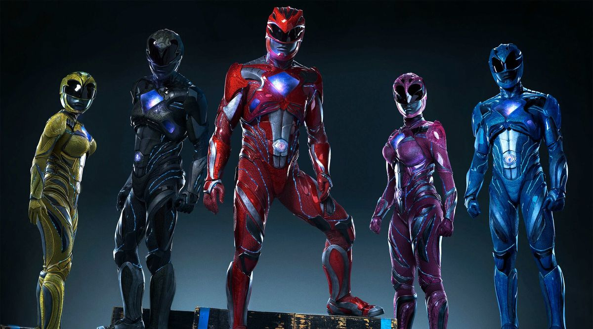 Power Rangers isn't a good movie but it's a great Power Rangers movie