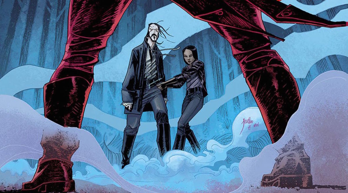 ichabod and abbie battle evil in first six pages of the