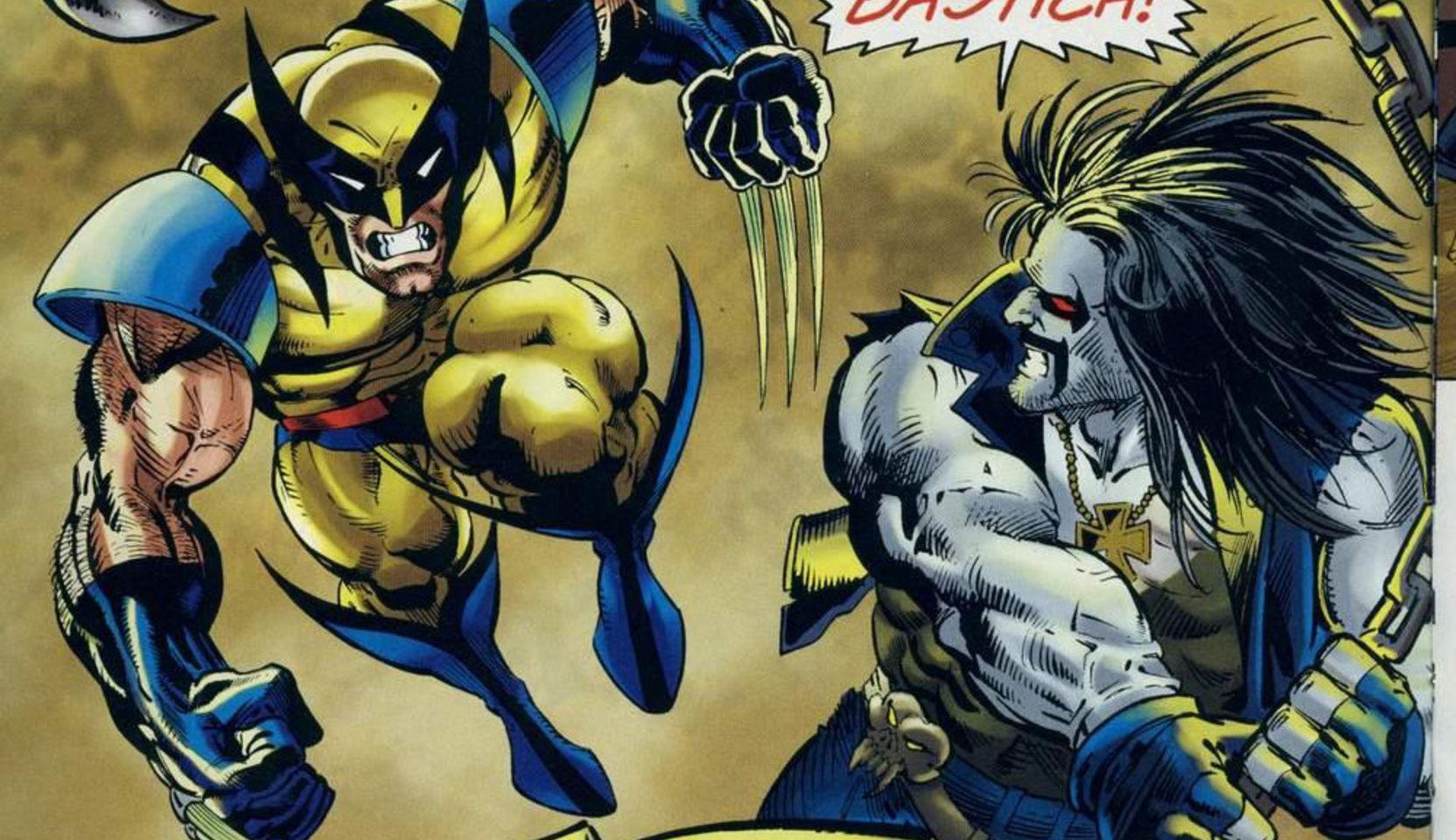 Nouveau Jeu - DC vs Marvel : AMALGAM COMICS ! WolverinevsLobo