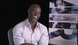 djimon hounsou interview