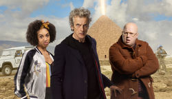 "Doctor Who - ""The Pyramid at the End of the World"""