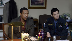 "Grimm's Episode 608 - ""The Son Also Rises"""